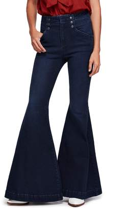 Free People Maddox Flare Jeans