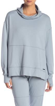 Nanette Lepore Yuuga Hooded Sweatshirt