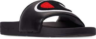 924cf95863a3 Champion Men s IPO Chenille Slide Sandals