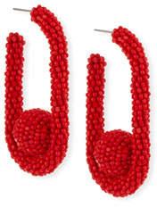 Sachin + Babi Seed Bead Mini Pinball Earrings