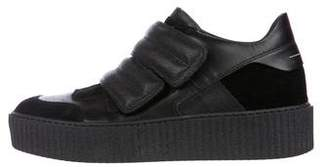 MM6 MAISON MARGIELA MM6 Maison Martin Margiela Platform Low-Top Sneakers
