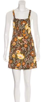 Spell & The Gypsy Collective Floral Print Mini Dress