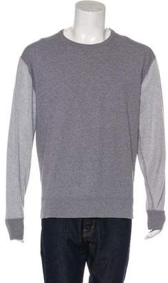 Alexander Wang Contrasted Crew Neck Sweater