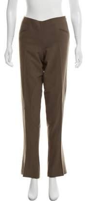 Ralph Lauren Wide-Leg Wool Pants