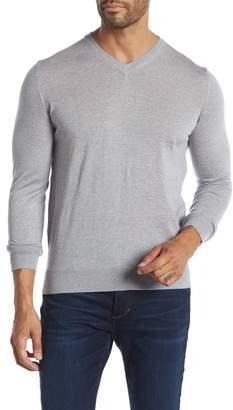 Culturata Wool V-Neck Pullover