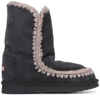 Mou 'Eskimo' calf length boots