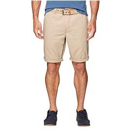 Ben Sherman Walk Short With Belt