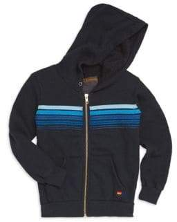 Aviator Nation Toddler, Little and Big Boy's Five-Stripe Hoodie