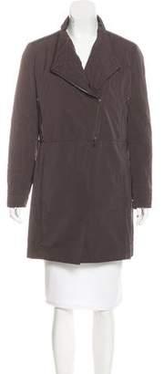 Brunello Cucinelli Long Sleeve Asymmetrical Jacket