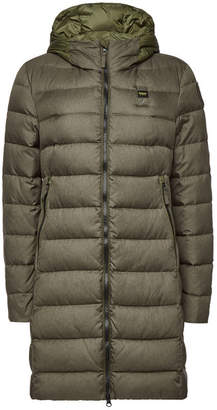 Blauer Impermeabile Quilted Down Coat