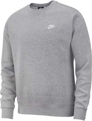 Nike Cotton-Blend Long Sleeve Tee