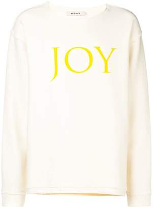 Misbhv 'Joy' sweatshirt