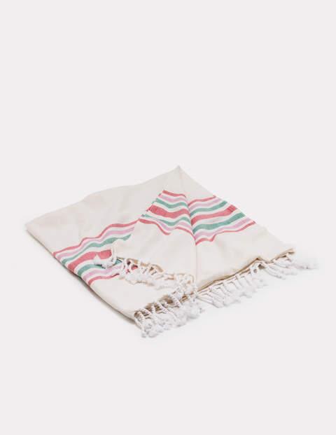 Fringed Towel