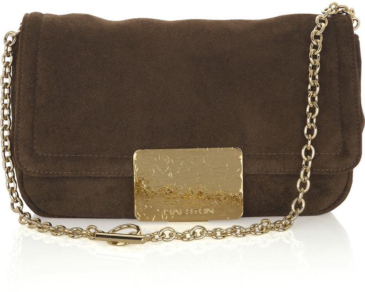Halston Hanna shoulder bag