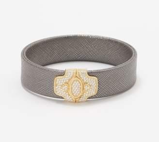 Judith Ripka Verona 14K Clad Diamonique Bracelet