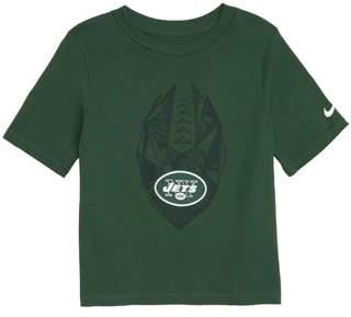 Nike NFL Logo New York Jets Graphic T-Shirt