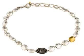 Gurhan Diamond Bead Bracelet
