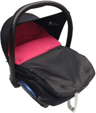 Graco For Your Little One Car Seat Footmuff/Cosy Toes Compatible with Dark Pink