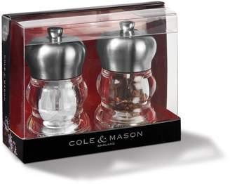 Cole & Mason 'Ascot' Salt And Pepper Mill Set