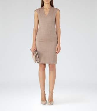 Reiss Turner Dress Tailored Dress