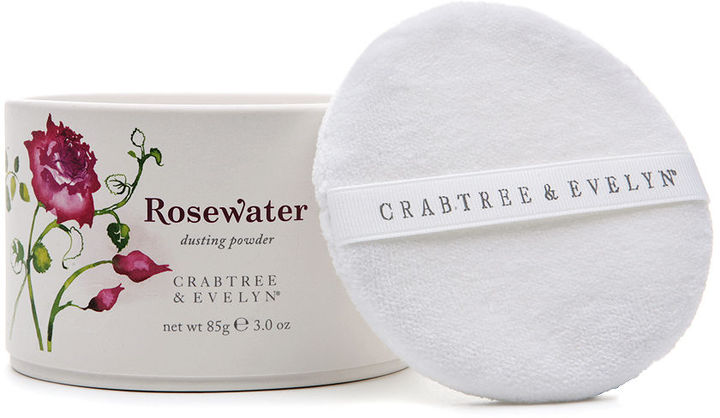 Crabtree & Evelyn Rosewater Dusting Powder 85 g