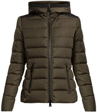 Moncler Tetras quilted down jacket