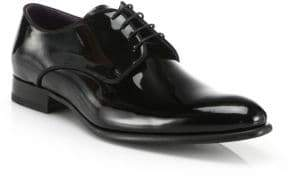 To Boot Berman Lace-Up Patent Shoes