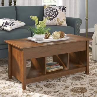 Three Posts Lamantia Lift Top Coffee Table