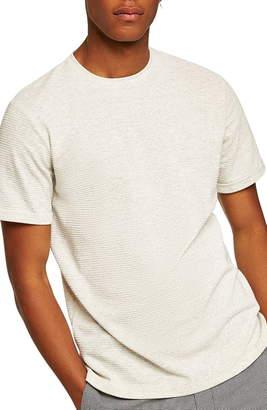 Topman Boxy Fit Stripe Roller T-Shirt