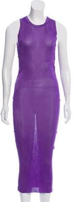Atlein Sleeveless Maxi Dress w/ Tags Purple Atlein Sleeveless Maxi Dress w/ Tags