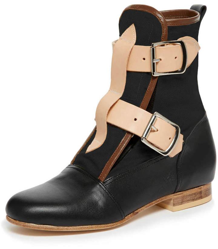 Vivienne Westwood Seditionaries Black Boots Size 7