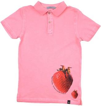 Daniele Alessandrini Polo shirts - Item 37918845PO
