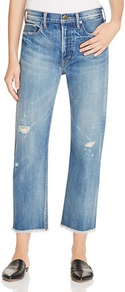 Vince Union Slouch Jeans in Craftsman $275 thestylecure.com