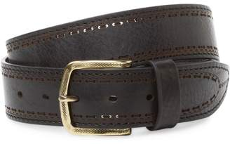 Berge Men's Sporty Belt with Holes