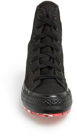 Converse Chuck Taylor® All Star® High Top Wedge Sneaker (Women)