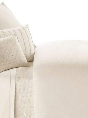 Vera Wang Passimenterie Cotton Duvet Cover