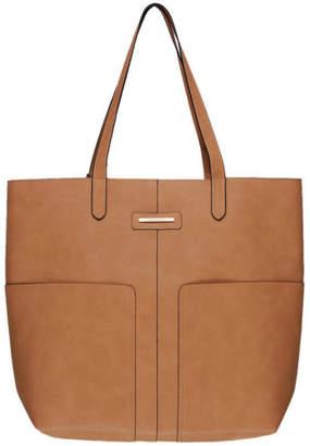 Tony Bianco NEW Milo Tan Tote Bag