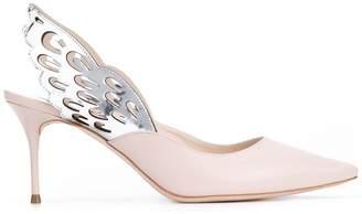 Sophia Webster wings pumps