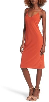 Women's Leith Cami Slipdress $55 thestylecure.com
