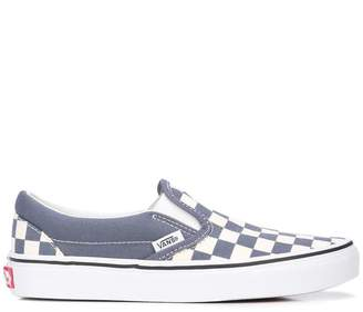 6938a48d328305 Vans checkerboard grisaille sneakers