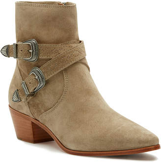 Frye Ellen Buckle Short Boot