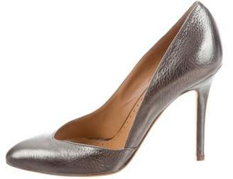 Alexa Wagner Leather Semi Pointed-Toe Pumps w/ Tags