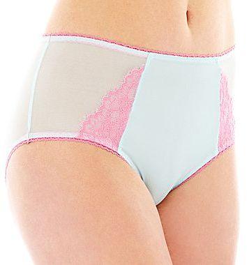 JCPenney Cosmopolitan Retro High-Waist Panties
