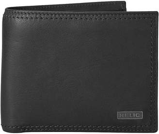 JCPenney RELIC Relic Mark Trifold Leather Wallet
