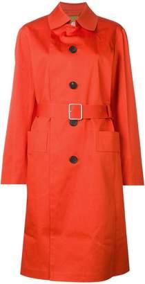 Golden Goose belted trench coat