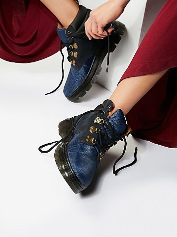 Dr. Martens Rakim Lace Up Boot by Dr. Martens