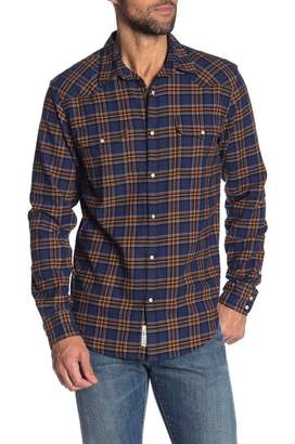 Lucky Brand Plaid Classic Fit Shirt