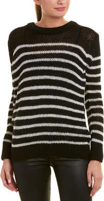 IRO Striped Alpaca & Wool-Blend Sweater