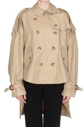 R 13 Trench Jacket