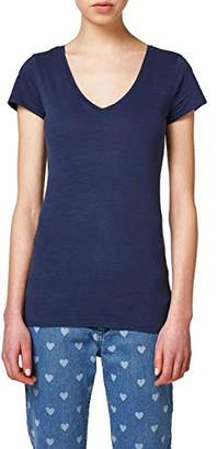 Esprit edc by Women's 028cc1k063 T-Shirt,Small